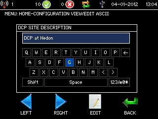 HedoN Electronic Developments BV screen design
