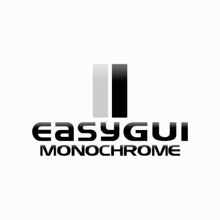 easyGUI Monochrome product image for shop