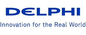 Delphi Corporation logo