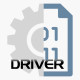 Driver product shop icon