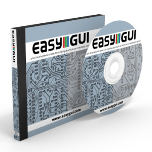 easygui CD and box image