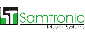 Samtronic Infusion systems logo