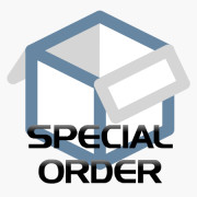 Special order product icon for shop