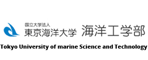 Tokyo University of marine Science and Technology logo