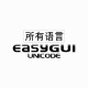 easyGUI Unicode V icon for shop